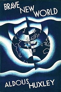 A craving for a perfect society in aldous huxleys brave new world